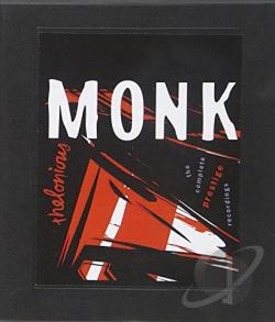 Monk, Thelonious - Complete Prestige Recordings CD Cover Art