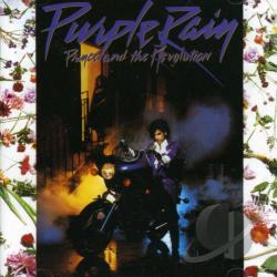 Prince / Prince & The Revolution - Purple Rain CD Cover Art