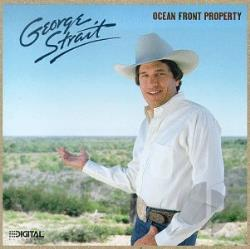 Strait, George - Ocean Front Property CD Cover Art
