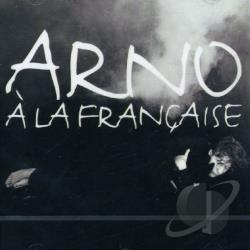 Arno - la Francaise CD Cover Art