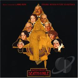 Rota, Nino - Death on the Nile CD Cover Art