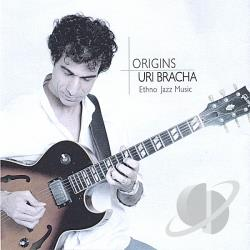 Bracha, Uri - Origins CD Cover Art