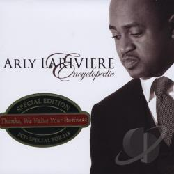 Arly Lariviere - Encyclopedie CD Cover Art