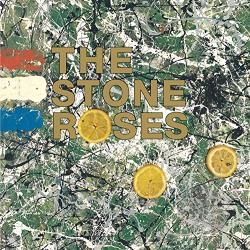 Stone Roses - Stone Roses 20th Anniversary Remaster CD Cover Art