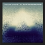 Corea, Chick / Gomez, Eddie / Motian, Paul - Further Explorations CD Cover Art