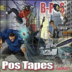 BPos - Pos Tapes the Album CD Cover Art