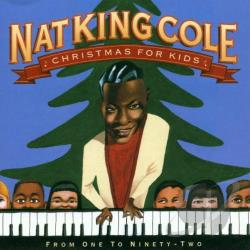 Cole, Nat King - Christmas for Kids CD Cover Art