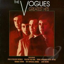Vogues - Greatest Hits CD Cover Art
