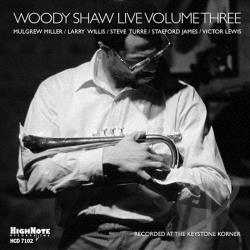 Shaw, Woody - Woody Shaw Live, Vol. 3 CD Cover Art