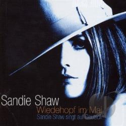 Shaw, Sandie - Wiedehopf Im Mai: The Complete German Language Recordings CD Cover Art