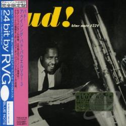 Powell, Bud - Amazing Bud Powell 3 CD Cover Art