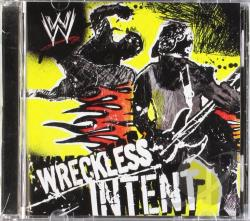 WWE: Wreckless Intent CD Cover Art