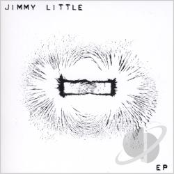 Little, Jimmy - Jimmy Little EP CD Cover Art