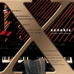 Xenakis, I. - Xenakis: Works with Piano CD Cover Art