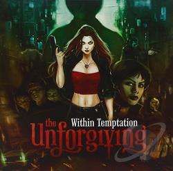 Within Temptation - Unforgiving CD Cover Art