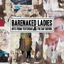 Barenaked Ladies - Hits from Yesterday & the Day Before CD Cover Art
