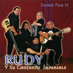 Rudy - Sufro Por Ti DB Cover Art