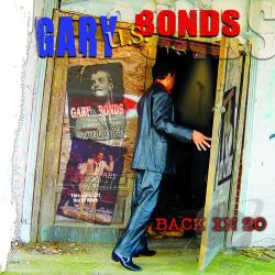 Bonds, Gary U.S. - Back in 20 CD Cover Art