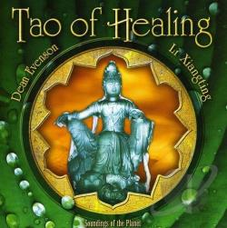 Evenson, Dean - Tao of Healing CD Cover Art