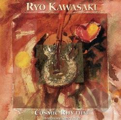 Kawasaki, Ryo - Cosmic Rhythm CD Cover Art
