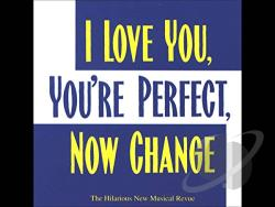 I Love You, You're Perfect, Now Change CD Cover Art