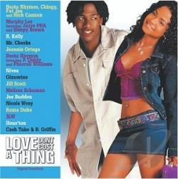 Love Don't Cost a Thing CD Cover Art