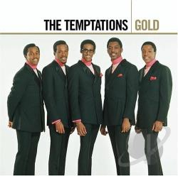Temptations - Gold CD Cover Art