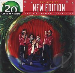 New Edition - 20th Century Masters - The Christmas Collection CD Cover Art