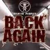 Dilated Peoples - Back Again LP Cover Art
