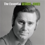 Jones, George - Essential George Jones CD Cover Art