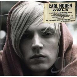 Carl Nor�n - Owls CD Cover Art