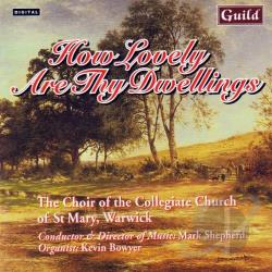 Brahms / Britten / Faure / Mozart / V.A. - How Lovely Are Thy Dwellings/T CD Cover Art
