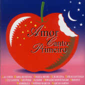 Amor Canto Primeiro CD Cover Art