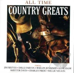 All Time Country Greats CD Cover Art