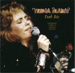 Marie, Teena - Funk Biz CD Cover Art
