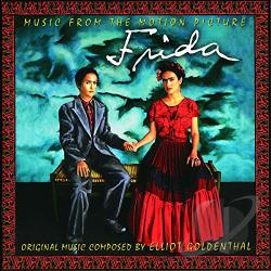 Goldenthal, Elliot - Frida CD Cover Art