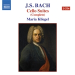 Bach / Kliegel - J.S. Bach: Complete Cello Suites CD Cover Art