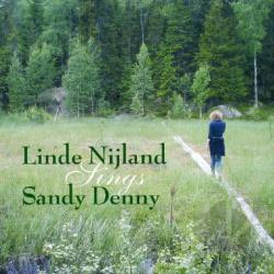 Nijland, Linde - Linde Nijland Sings Sand CD Cover Art