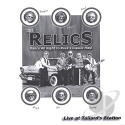 Relics - Live At Tallard's Station CD Cover Art