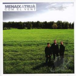 Menaix A Trua - Com El Vent CD Cover Art
