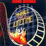 King Kobra - Thrill Of A Lifetime DB Cover Art