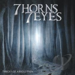 7 Horns 7 Eyes - Throes of Absolution CD Cover Art