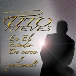 Nieves, Tito - En el Estudio de Cerca y Personal CD Cover Art
