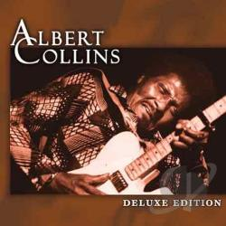 Collins, Albert - Deluxe Edition CD Cover Art