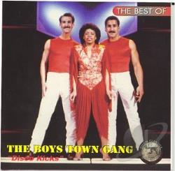 Boys Town Gang - Disco Kicks: The Best of Boys Town Gang CD Cover Art