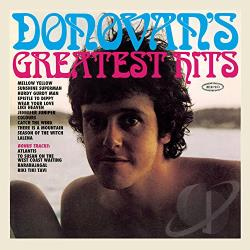 Donovan - Donovan's Greatest Hits CD Cover Art
