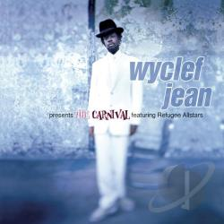 Jean, Wyclef - Carnival CD Cover Art