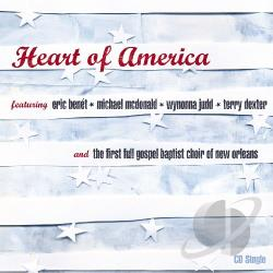 Benet, Eric - Heart Of America DS Cover Art
