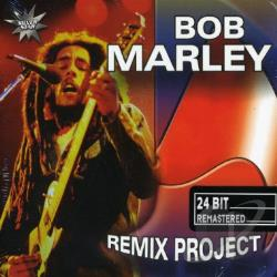 Marley, Bob / Marley, Bob & The Wailers - Remix Revolution Greats CD Cover Art