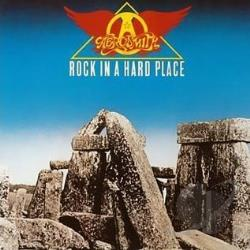 Aerosmith - Rock in a Hard Place CD Cover Art